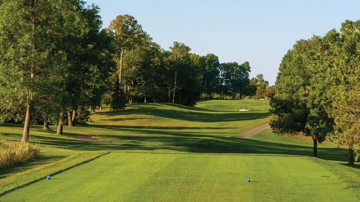 Rush Creek Golf Club hole 6