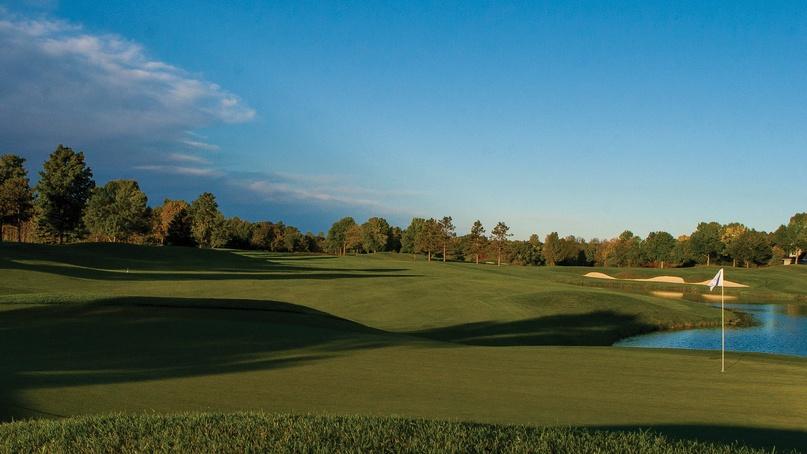 Rush Creek Golf Club hole 8
