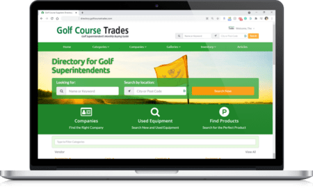 Golf Superintendent Online Product and Supplier Directory