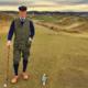 Rob Birman in His Full Tweeds at Chambers Bay