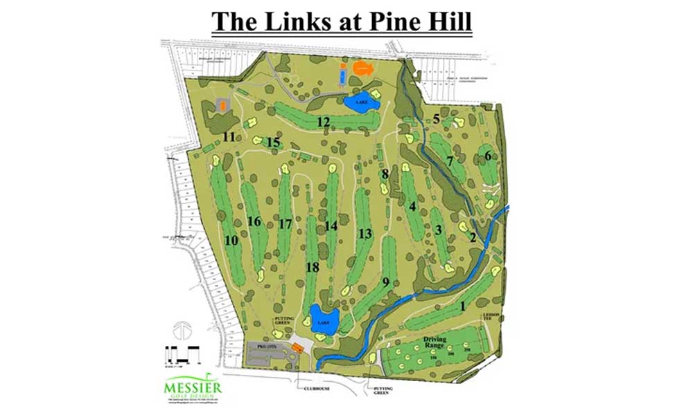 The Links at Pine Hill, Memphis, TN