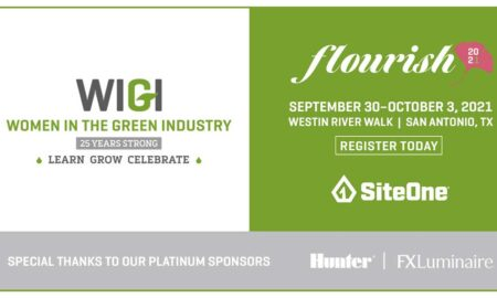 Women in the Green Industry Conference (WIGI) Sept. 30–Oct. 3