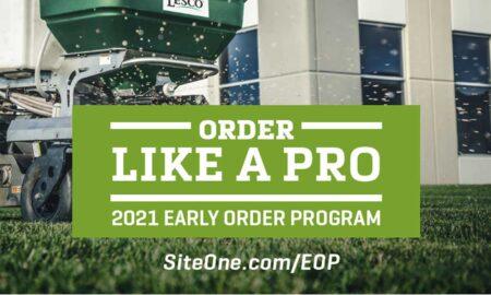 SiteOne Landscape Early Order Program