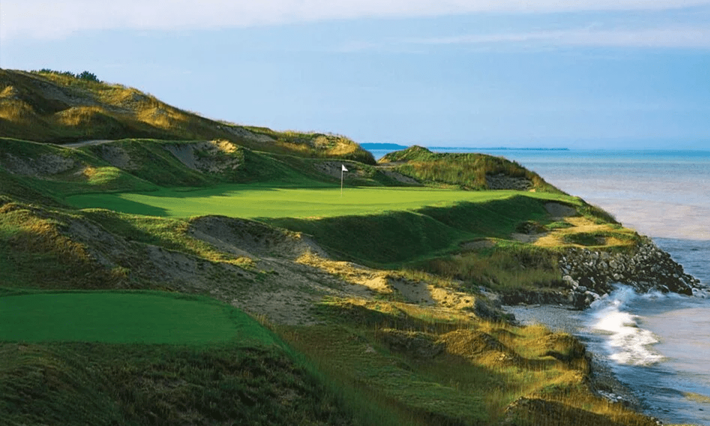 Whistling Straits Golf Course