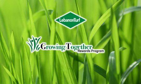 "LebanonTurf Launches ""Growing Together"" Reward Program"