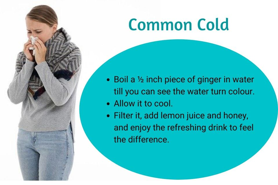 Common Cold - Remedy