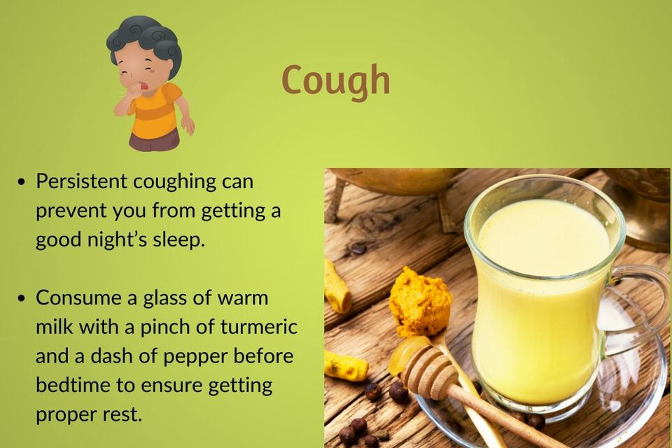 Remedy for Persistent Cough