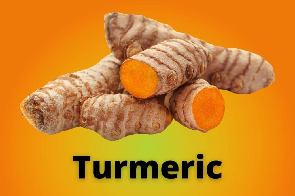 Turmeric for health benefits