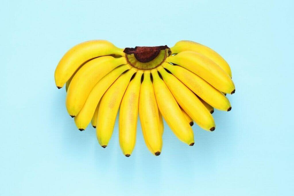 Image of ripe banana