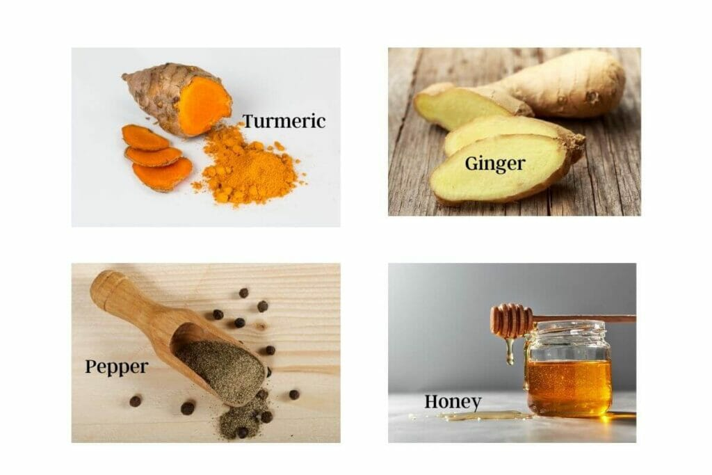 Home remedies for severe or persistent cough