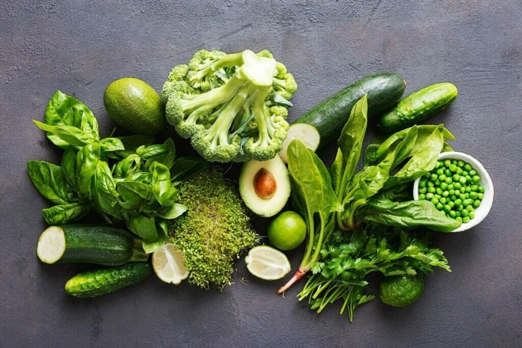 Vegetables for hydration during summer
