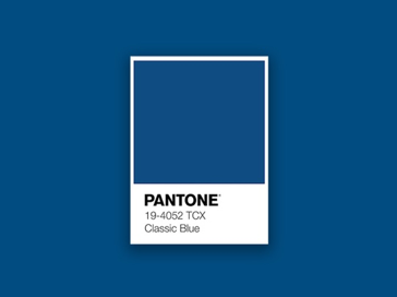 Pantone's Color of the Year is…