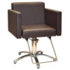 Square Top Styling Chair