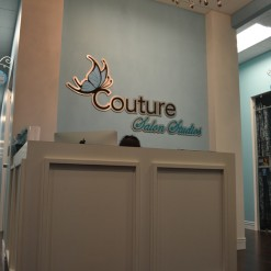 Couture Salon Studio - Reception