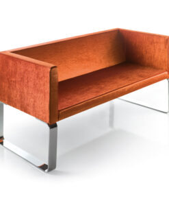 Kubibench Two-Seater Waiting Bench