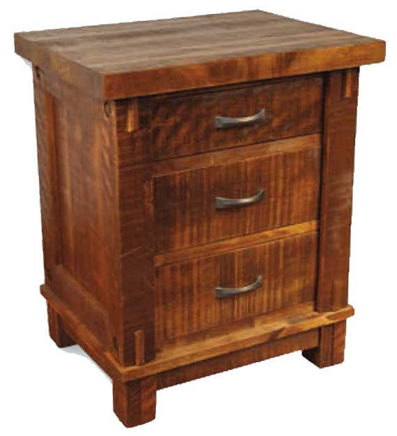 Schlabach Timbers Timber nightstand