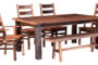 Almanzo Dining Table with Square Leg