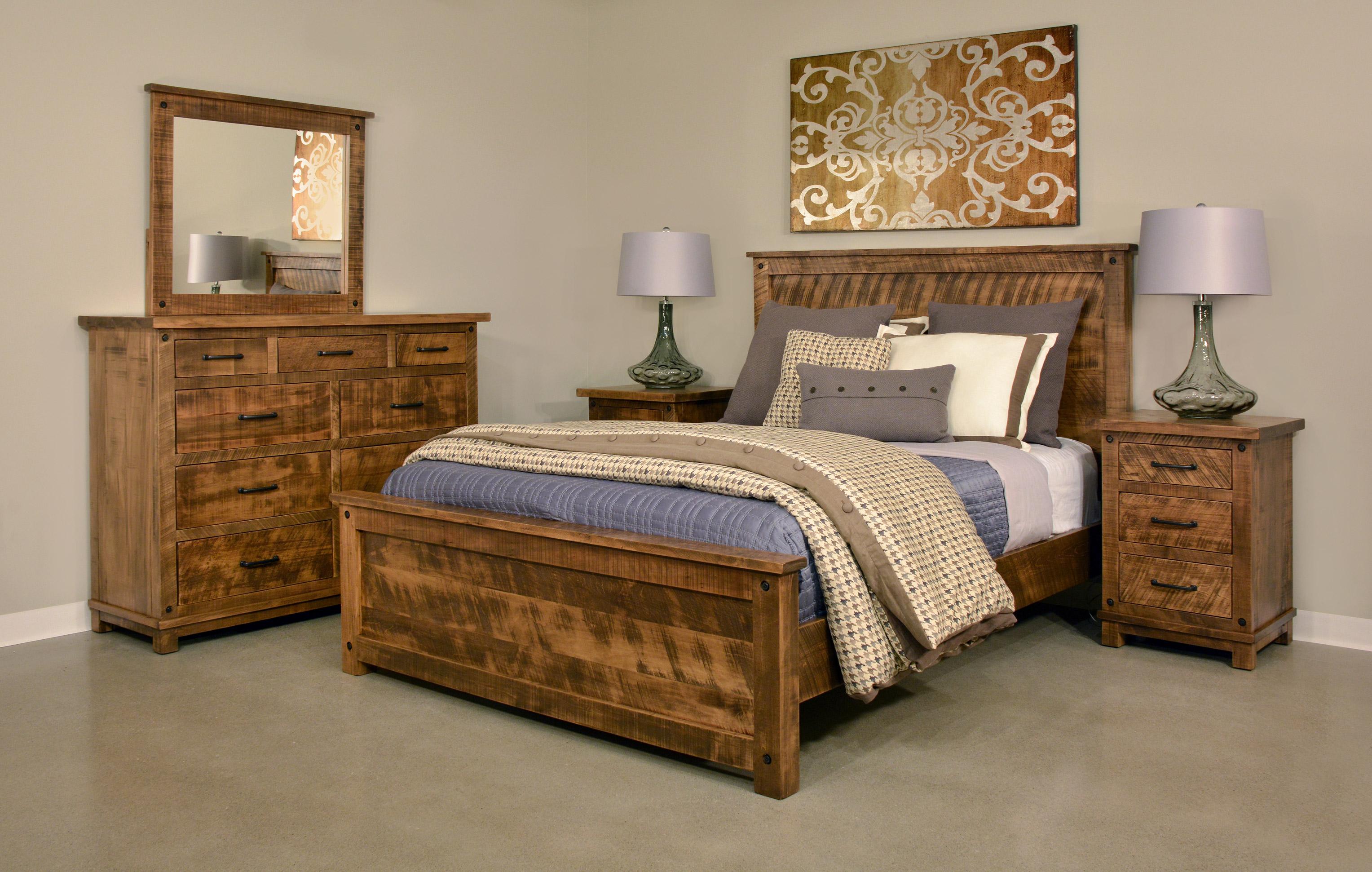 Adirondack bedroom furniture we have for sale