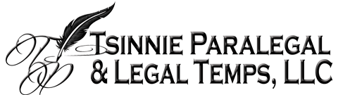 Tsinnie Paralegal & Legal Temps Chandler