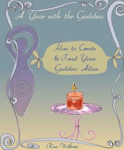 goddess altar cover