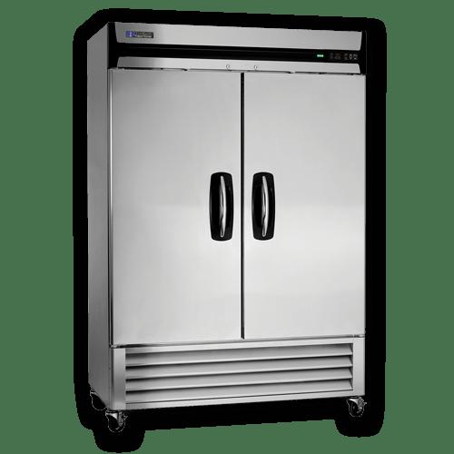 JayComp Development Products - Reach In Cooler - Master-Bilt MBR-49-s