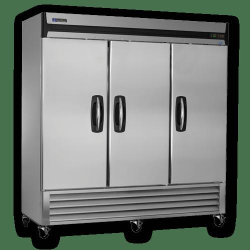 JayComp Development Products - Reach In Cooler - Master-Bilt MBR-72