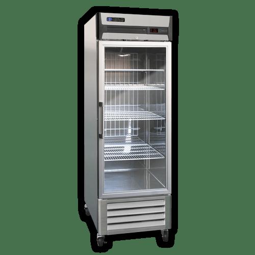JayComp Development Products - Reach In Cooler - Master-Bilt MBR-23-G