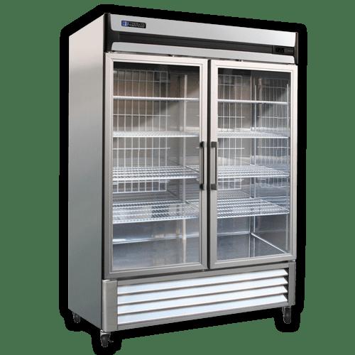 JayComp Development Products - Reach In Cooler - Master-Bilt MBR-49-G