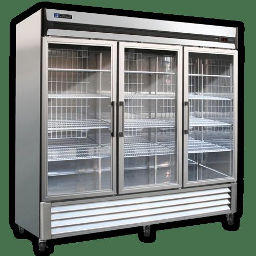 JayComp Development Products - Reach In Cooler - Master-Bilt MBR-72-G