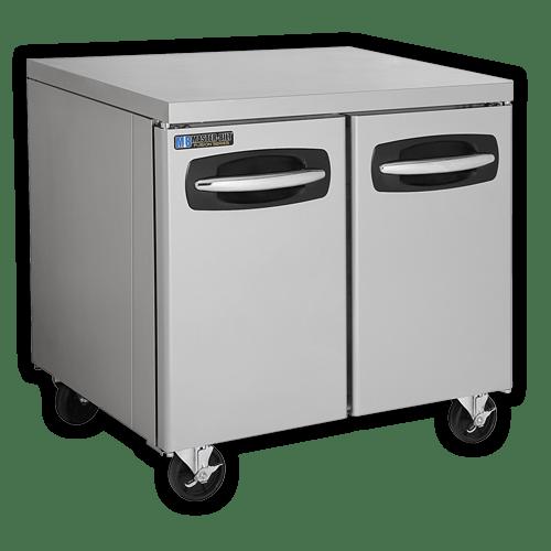 JayComp Development Products - Reach In Cooler - Master-Bilt MBUR36