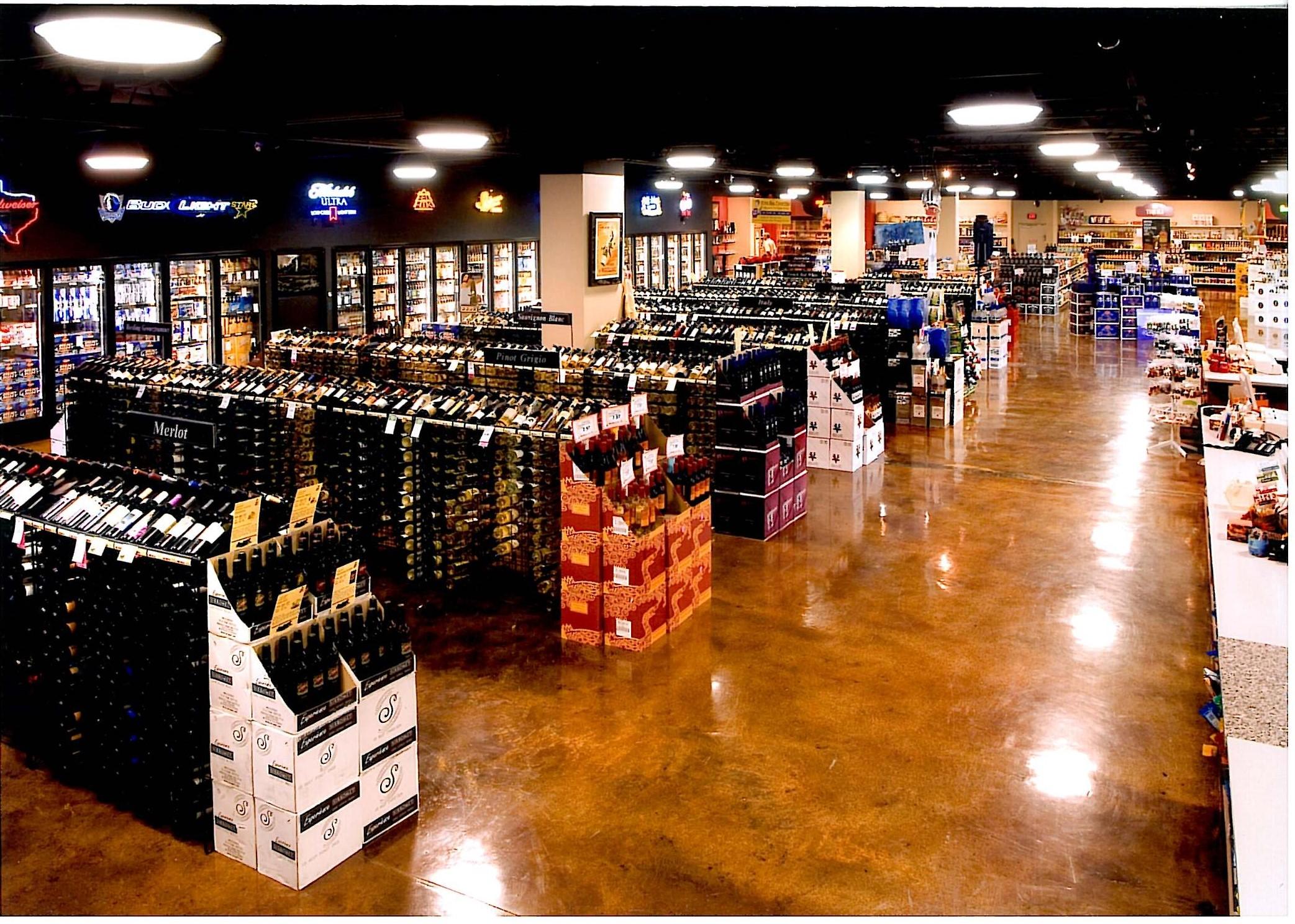 MAJESTIC LIQUOR - Liquor Store Design Services by JayComp Development (22)