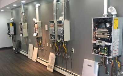 GREEN BENEFITS OF TANKLESS