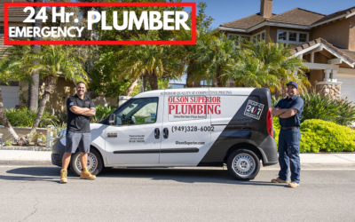 Learning Why A Lake Forest Plumber Always Comes In Handy