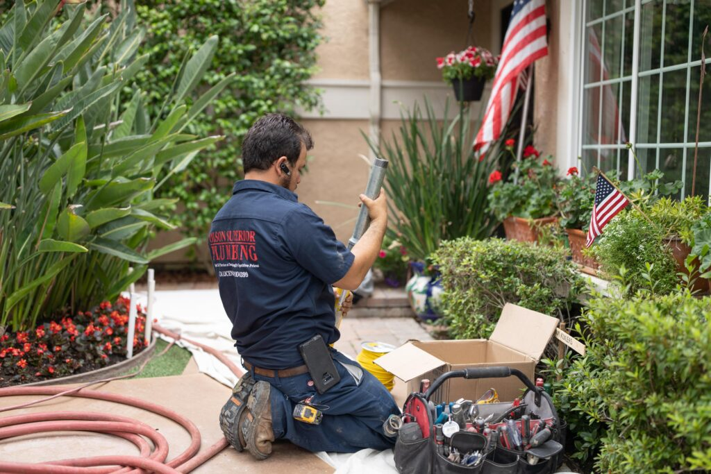 Plumber | Lake Forest, CA | Repipe 1 | Tankless Water Heater | Plumbers Near Me