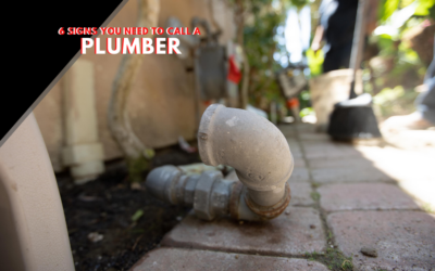 6 Crucial Signs You Have To Call A Professional Plumber