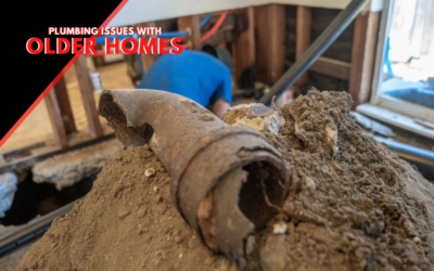 5 Top Plumbing Issues When It Comes To Older Homes