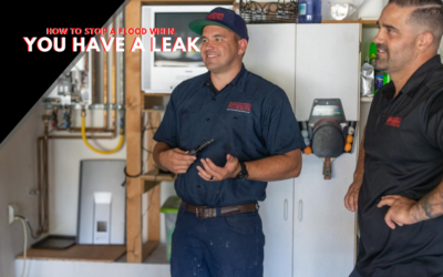 How To Stop A Flood When You Have A Water Leak