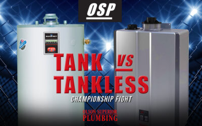 Water Heaters: Tankless vs Storage Tank