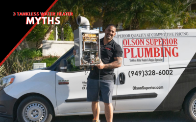 Tankless Water Heater Myths