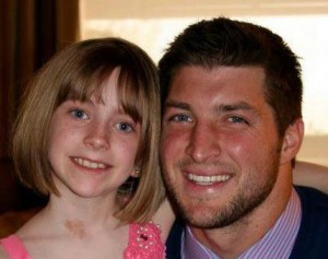 Collins & Tebow