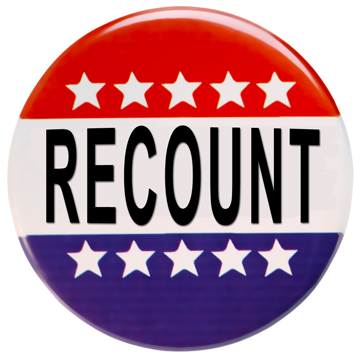 ROLE REVERSAL: STRICT CONSTRUCTIONISTS BECOME ACTIVISTS IN MICHIGAN RECOUNT DECISIONS