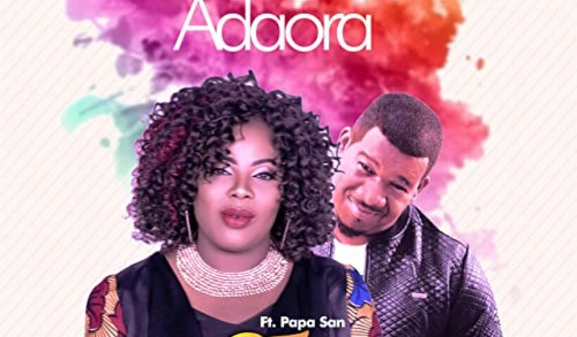 Adaora cover art