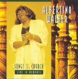 Albertina Walker CD art