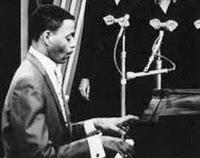 James Herndon at piano