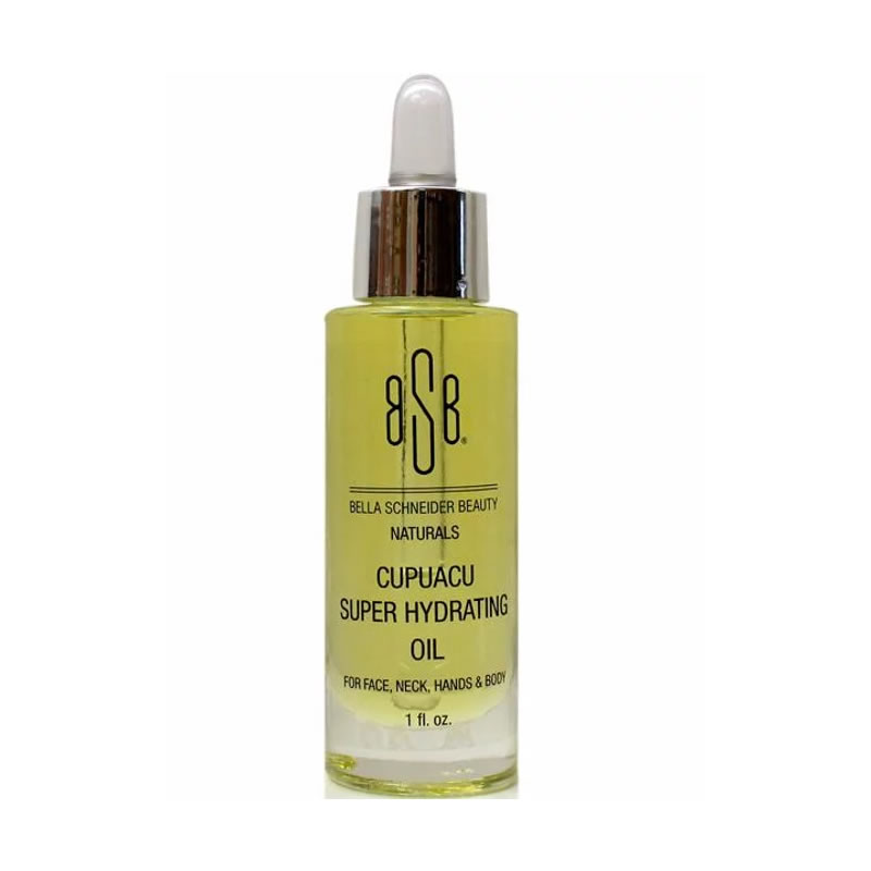BSB NATURALS Cupuacu Super Hydrating Oil