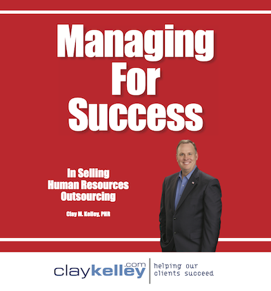 Managing for Success in Selling Human Resources Outsourcing