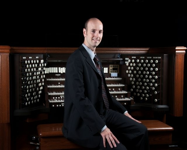 Ryan Enright - Organist