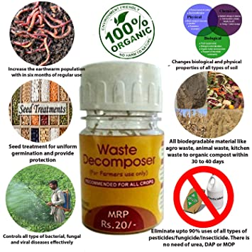Waste Decomposer : What, Where and How of it