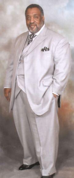 Rev. Isaac Graham