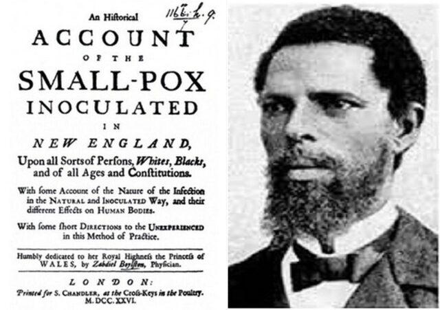 Onesimus Small Pox Vaccine